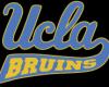 UCLA script logo