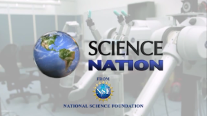 NSF Science Nation logo